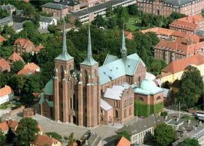 Roskilde Chatedral Denmark