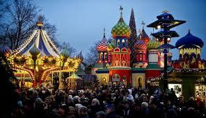 Tivoli Gardens Copenhagen s amusement park Copenhagen