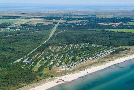 Bunken Strand CampingpladsNordjylland Ålbæk