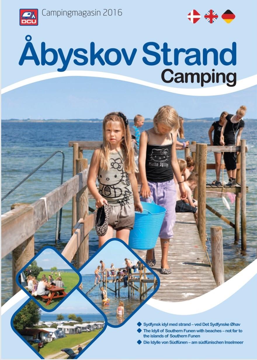 Åbyskov Strand Camping Skårup Fyn