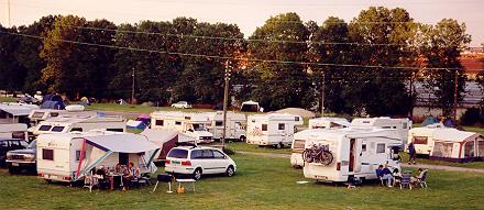 Bellahøj Camping København