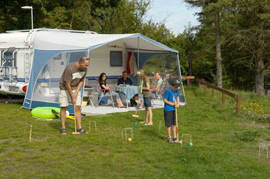 Campsites Hostels and Accommodation