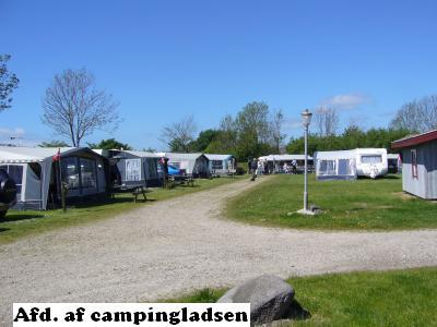 Himmerlands fiskepark og Camping