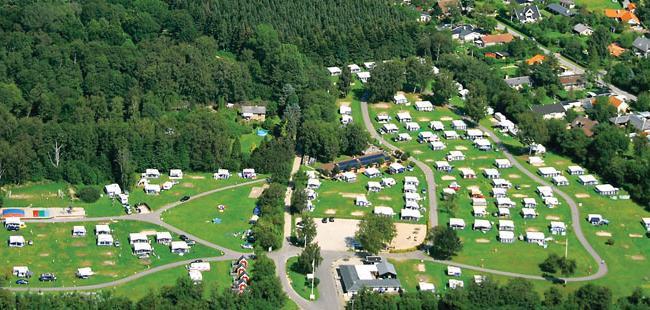 Campingplads Hornbæk