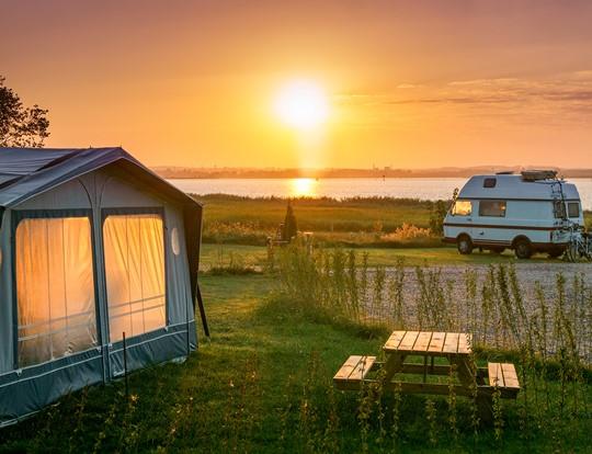 De Hvide Svaner Camping Karrebæksminde