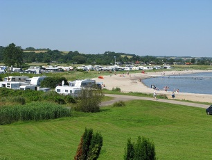 Vikær Strand Camping Haderslev