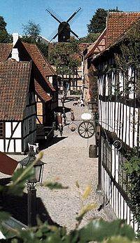 Visit Aarhus Old Town Museum Århus Denmark