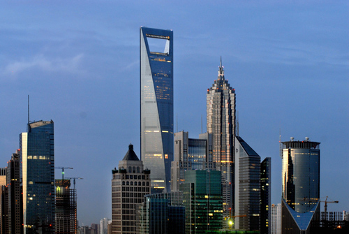 Park Hyatt hotel Shanghai china