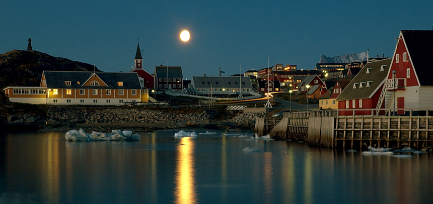 Hans Egede Hotel Nuuk Greenland