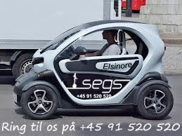 Rent a Twizy at Segway Tours Danmark