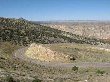 Utah-road.