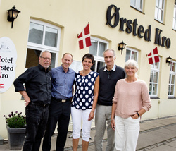 Ørsted Kro & B&B Ørsted