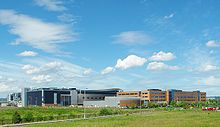 Intel Ronler Acres campus in Hillsboro