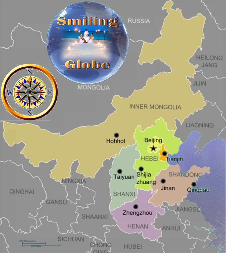 North china population 164 823 220 area km2 1 556 061 km for Chinese in the area