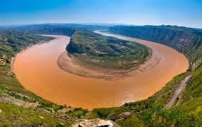 North China Plain  the Yellow River