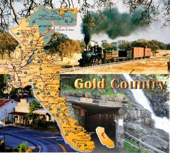 Gold Country California