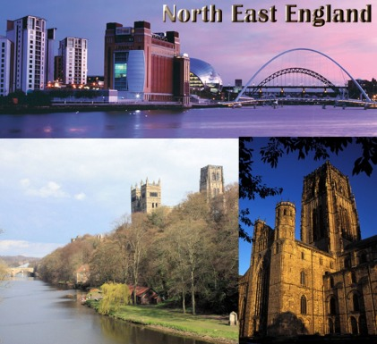 North East England Population 2 5 Mill Area Km2 Largest City