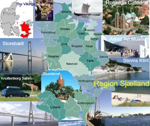 Region Sealand Denmark