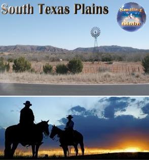South Texas Plains region Texas