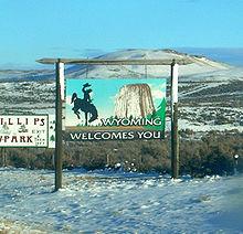 Wyoming Wyoming