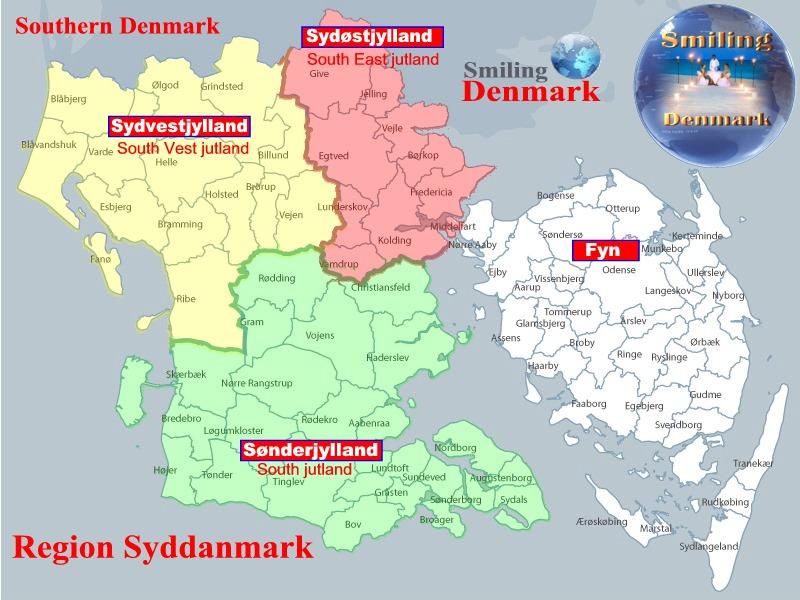 Region Syddanmark Danmark