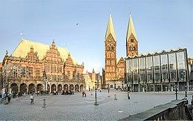 Bremen rathaus