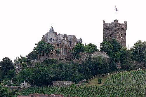 Klopp Castle Mainz Bingen