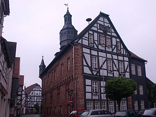 Oberaula Germany
