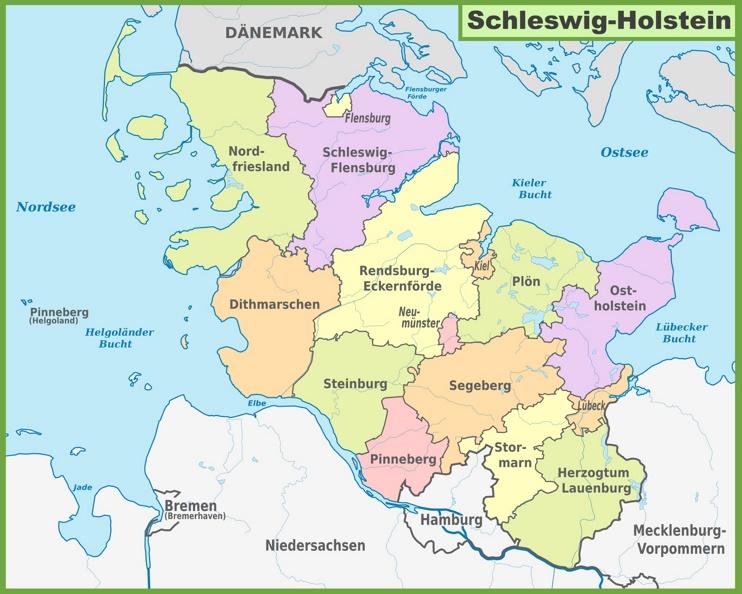 Schleswig Holstain