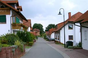 Bergstrase