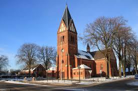 Danmarks ældste landsbykirke Herning