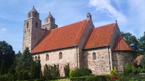 Tveje Merløse kirke Holbæk