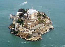 Alcatraz Island San Francisco California