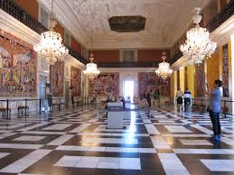 Christiansborg Palace Great Hall