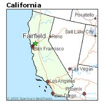 Fairfield City California