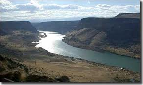 Idaho Snake River Canyon