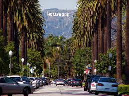 Los Angeles Hollywood California