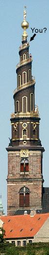 Vor Frelsers Kirkes tårn