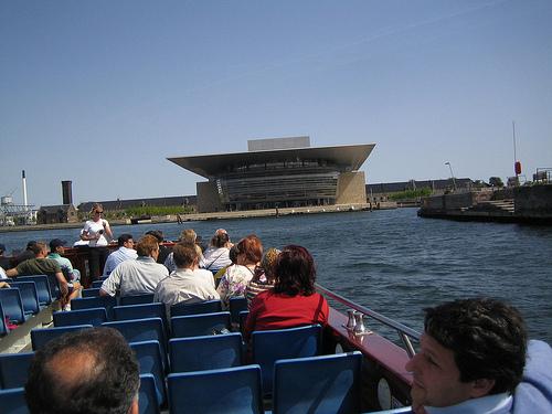 Den kongelige Opera København Danmark