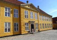 Roskilde cobblestones Denmark