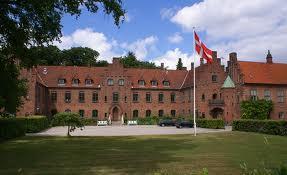 Roskilde abbey / Roskilde kloster denmark