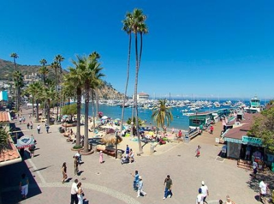 Visit catalina Island California