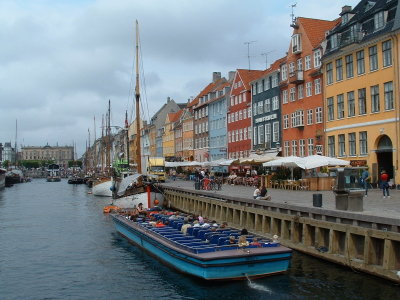 Nyhavn Copenhagen Capital Region of Denmark