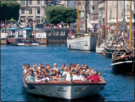 Kanal rundfart København