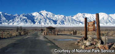 Manzanar National Park