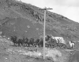 Idaho Old Historic byway
