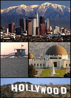Visit Hollywood LA California