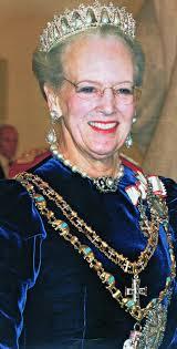 Queen Margrethe II Denmark