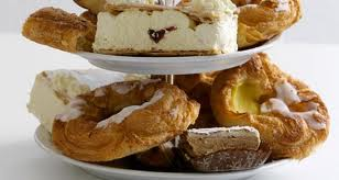 Popular Danish sandwiches and Danish pastry