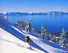 Lake Tahoe Sierra Nevada California